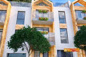 Продается дом на 4 этажа 163.62 кв. м с мансардой