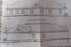 Продається одноповерховий будинок 240 кв. м з балконом