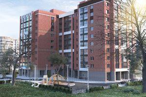 Продається 1-кімнатна квартира 40.3 кв. м у Херсоні