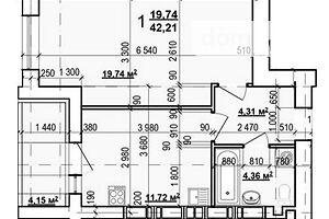 Продаж квартири, Харків, р‑н.Індустріальний, ст.м.Тракторний завод, Мирувулиця