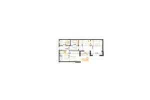 Продается 1-комнатная квартира 64.32 кв. м в Ирпене
