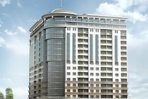 Продается 2-комнатная квартира 92.13 кв. м в Черкассах