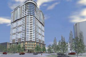 Продается 3-комнатная квартира 83.33 кв. м в Черкассах