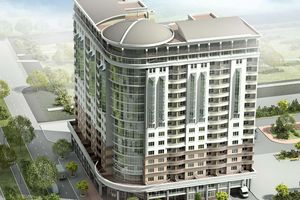 Продается 2-комнатная квартира 78.35 кв. м в Черкассах