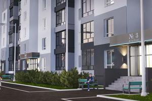 Продается 3-комнатная квартира 78.65 кв. м в Хмельницком