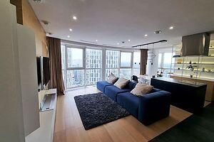 Продается 3-комнатная квартира 118.5 кв. м в Киеве