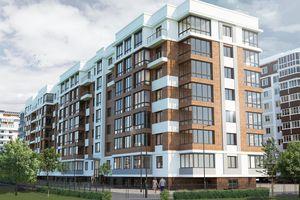 Продається 1-кімнатна квартира 38.71 кв. м у Одесі