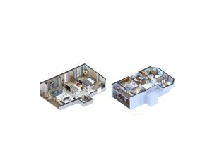 Продається 4-кімнатна квартира 123.96 кв. м у Ірпені