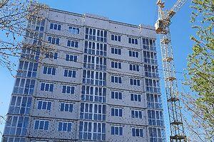Продается 1-комнатная квартира 44.2 кв. м в Полтаве