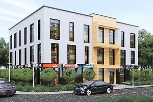 Сдается в аренду помещения свободного назначения 350 кв. м в 3-этажном здании