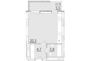 Продажа квартиры, Винница, р‑н.Ближнее замостье