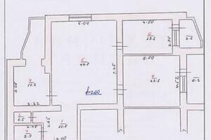 Продается 3-комнатная квартира 123 кв. м в Хмельницком