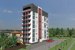 Продается 2-комнатная квартира 43.36 кв. м в Тернополе