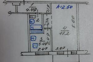 Продажа квартиры, Донецкая, Мариуполь, р‑н.Левобережный, плПобеды