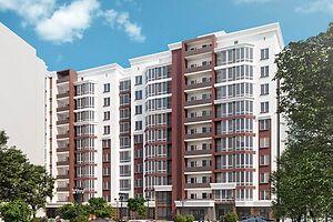 Продается 1-комнатная квартира 45.37 кв. м в Хмельницком