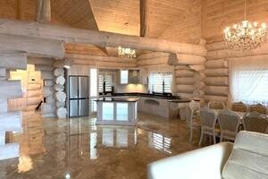 Продается одноэтажный дом 280 кв. м с камином