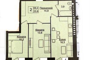 Продаж квартири, Тернопіль, р‑н.Кутківці, Тернопільськавулиця