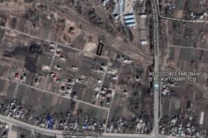 Продается земельный участок 6 соток в Житомирской области