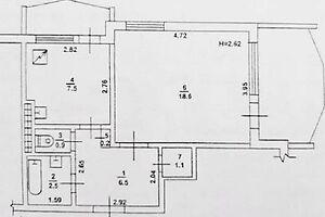 Продажа квартиры, Одесса, р‑н.Черемушки, ИцхакаРабина(ИоныЯкира)улица, дом 4