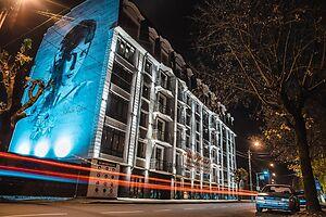Продается 4-комнатная квартира 166 кв. м в Ивано-Франковске