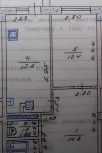 Продается 1-комнатная квартира 47.3 кв. м в Макарове