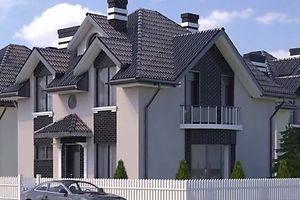 Продается дом на 2 этажа 121 кв. м с верандой
