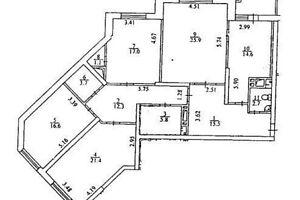 Продается офис 140 кв. м в нежилом помещении в жилом доме