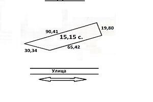 Продажа участка под жилую застройку, Чернигов, c.Брусилов