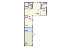 Продается дом на 2 этажа 228.43 кв. м с мебелью
