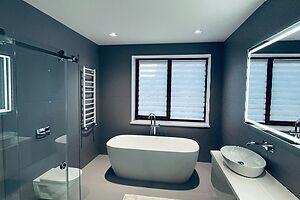 Продается дом на 2 этажа 292 кв. м с бассейном