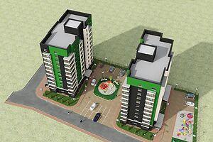 Продается 1-комнатная квартира 38.6 кв. м в Сумах