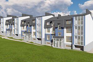 Продається 2-кімнатна квартира 51.5 кв. м у Тернополі