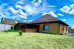 Продается одноэтажный дом 139.5 кв. м с камином