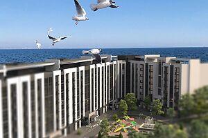 Продается 1-комнатная квартира 22.95 кв. м в Одессе