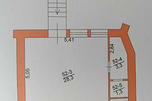 Продається приміщення вільного призначення 35 кв. м в 5-поверховій будівлі