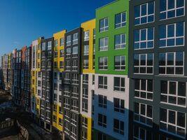 Продается 2-комнатная квартира 67.7 кв. м в Ирпене