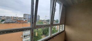 Продается 1-комнатная квартира 52.1 кв. м в Полтаве