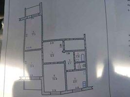 Продается 3-комнатная квартира 71 кв. м в Хмельницком