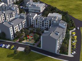 Продается 2-комнатная квартира 62.73 кв. м в Ирпене