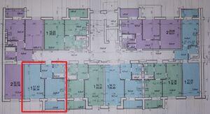 Продаж квартири, Харків, р‑н.Індустріальний, ст.м.Тракторний завод, ДванадцятогоКвітнявулиця