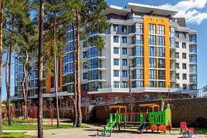 Продается 1-комнатная квартира 46 кв. м в Ирпене