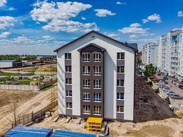 Продается 1-комнатная квартира 46.5 кв. м в Киево-Святошинске