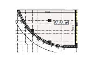 Продається нежитлове приміщення в житловому будинку 52.63 кв. м в 6-поверховій будівлі