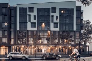 Продается 2-комнатная квартира 68.79 кв. м в Ужгороде