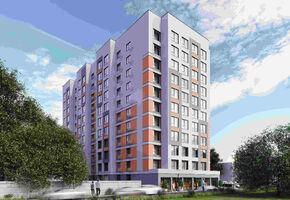 Продается 1-комнатная квартира 40.94 кв. м в Ровно