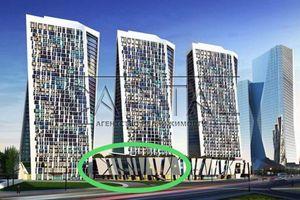 Продается помещения свободного назначения 1239 кв. м в 32-этажном здании