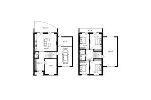 Продається будинок 2 поверховий 238 кв. м з верандою
