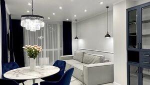 Сдается в аренду 2-комнатная квартира 50 кв. м в Днепре