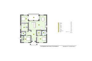 Продается дом на 2 этажа 164 кв. м с участком
