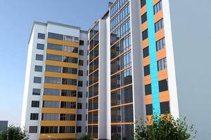 Продается 3-комнатная квартира 73.5 кв. м в Чернигове
